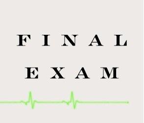 الامتحانات النهائية لكلية الطب