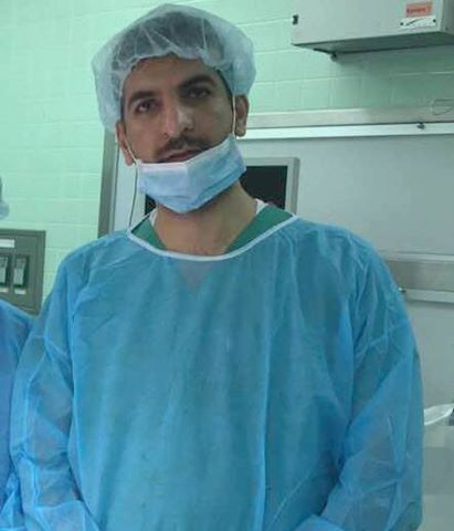 لاول مرة في محافظة المثنى تركيب شبكة علاج سلس البول