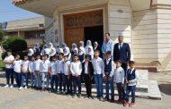 سفرة علمية :: زيارةمدرسة انوار الجوادين الابتدائية المختلطة