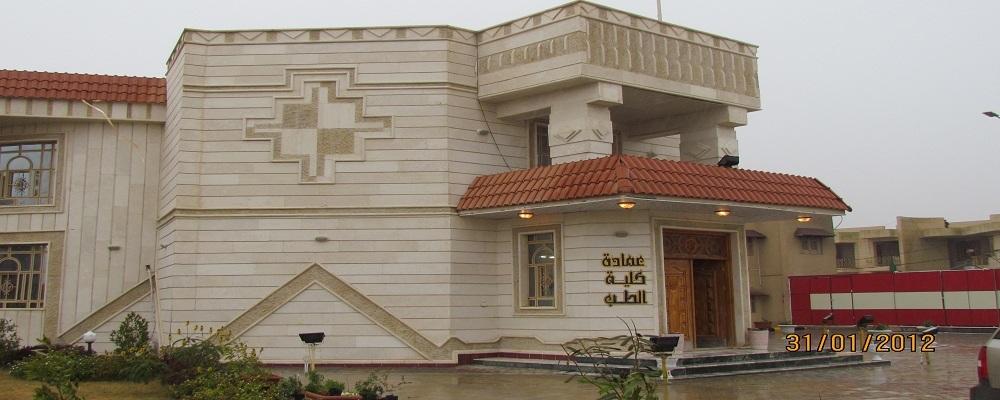 اللجنة الوطنية لتقييم كليات الطب في العراق