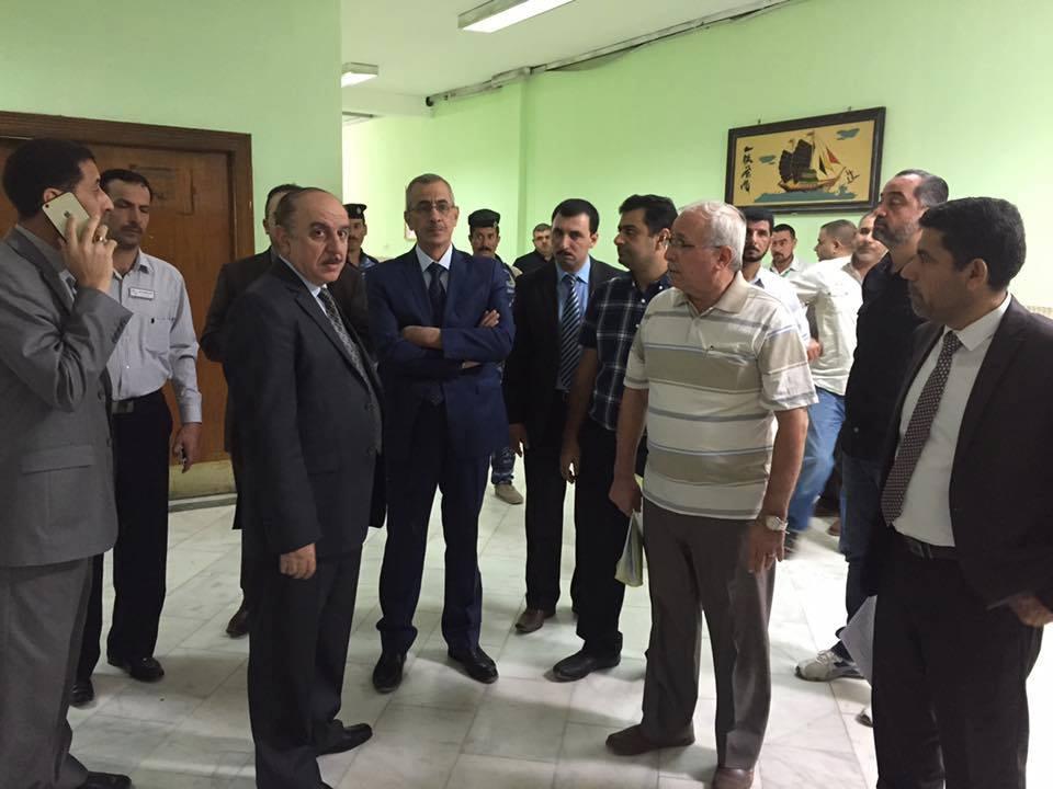 كلية طب المثنى تباشر الخطوات الاولى والتحضير لافتتاح مركز البورد العراقي للطب الباطني