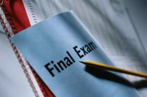 جدول الامتحانات النهائية للطلبة المحملين للعام الدراسي 2016-2017